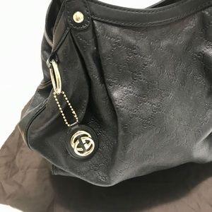Gucci Guccissima Large Sukey Bag